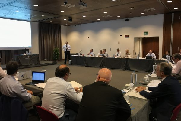 Italy hosts BBP annual meeting in Parma