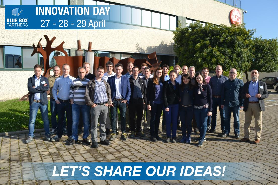 Cart-One: BBP Innovation Day 2016