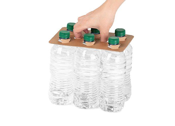 Ecogrip - Imballaggio sostenibile per alimenti in cartone